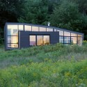 Weekend House / David Jay Weiner © Tony Morgan / Step Graphics
