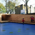 Playground Charlotte Sharman Primary School / de Matos Ryan © David Grandorge