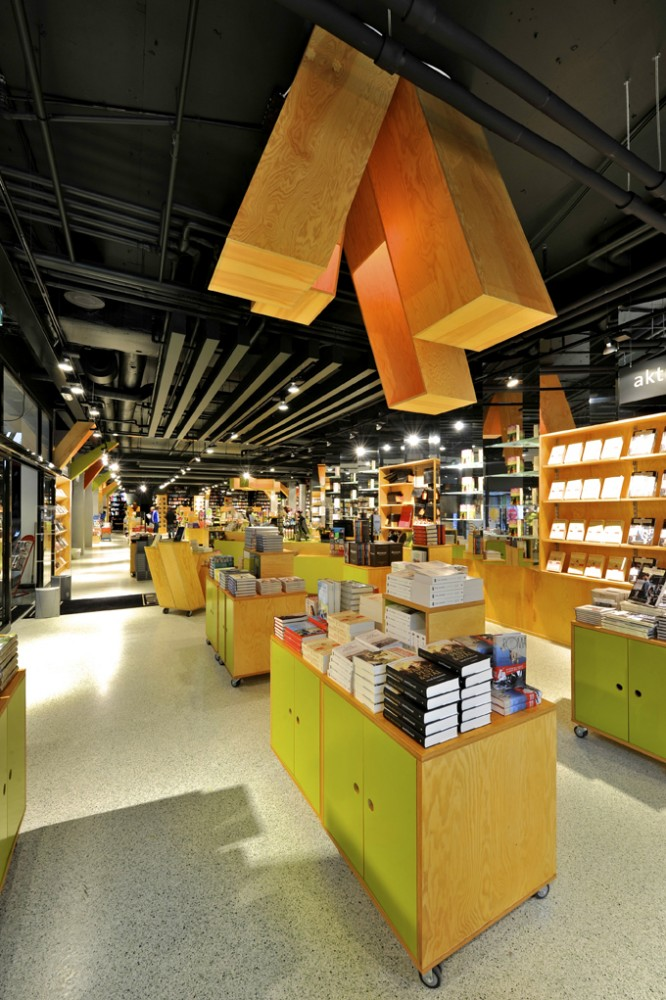 Tanum Karl Johan Bookstore / JVA