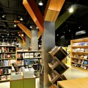 Tanum Karl Johan Bookstore / JVA Courtesy of JVA