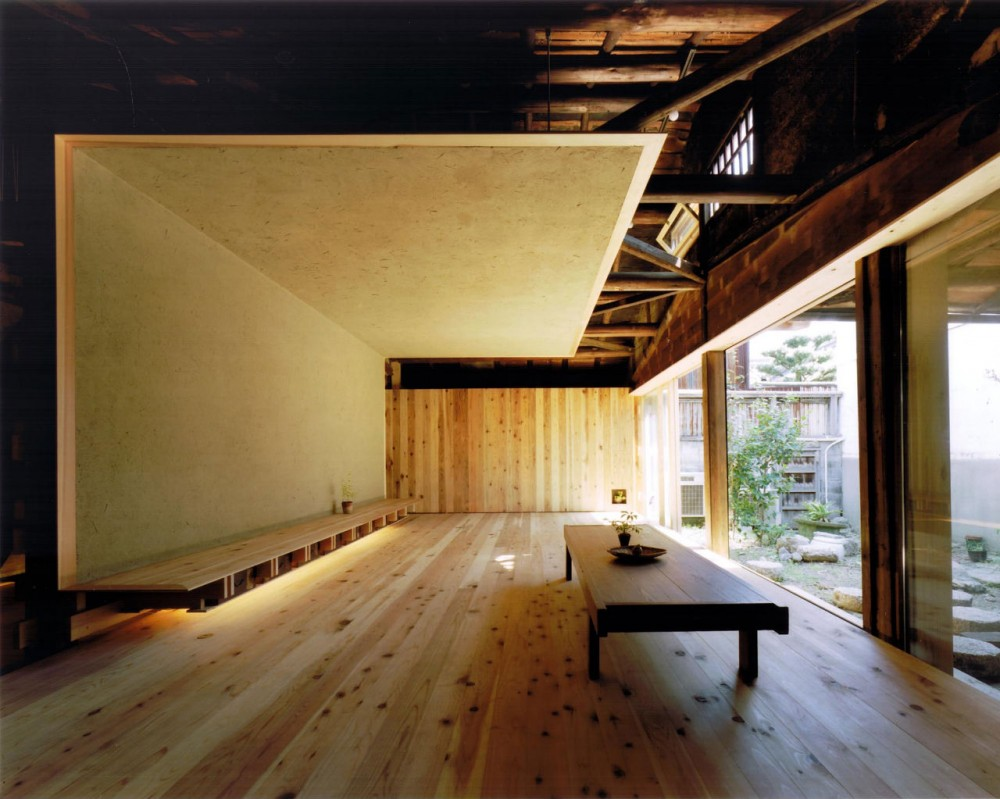 Wood Old House / Tadashi Yoshimura Architects