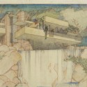 "Fallingwater FLW Frank Lloyd Wright, Edgar J. Kaufmann House, ""Fallingwater,"" Mill Run, Pennsylvania, 1934-37 © 1936 Frank Lloyd Wright Foundation, Scottsdale, Arizona"