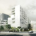 Rigshospital Expansion Competition Proposal (1) exterior