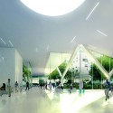 Rigshospital Expansion Competition Proposal (2) interior