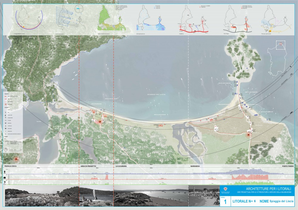 Coastal Architectural Projects for Seaside Facilities Proposal / NO.MAD