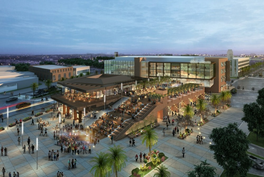 Combined Properties, Inc. + Hudson Pacific Properties, Inc. + Ehrlich Architects Team Wins Culver City's 9300 Culver Boulevard (Parcel B) Redevelopment Project