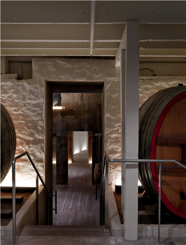 Yalumba Winery – Signature Cellars / Grieve Gillett
