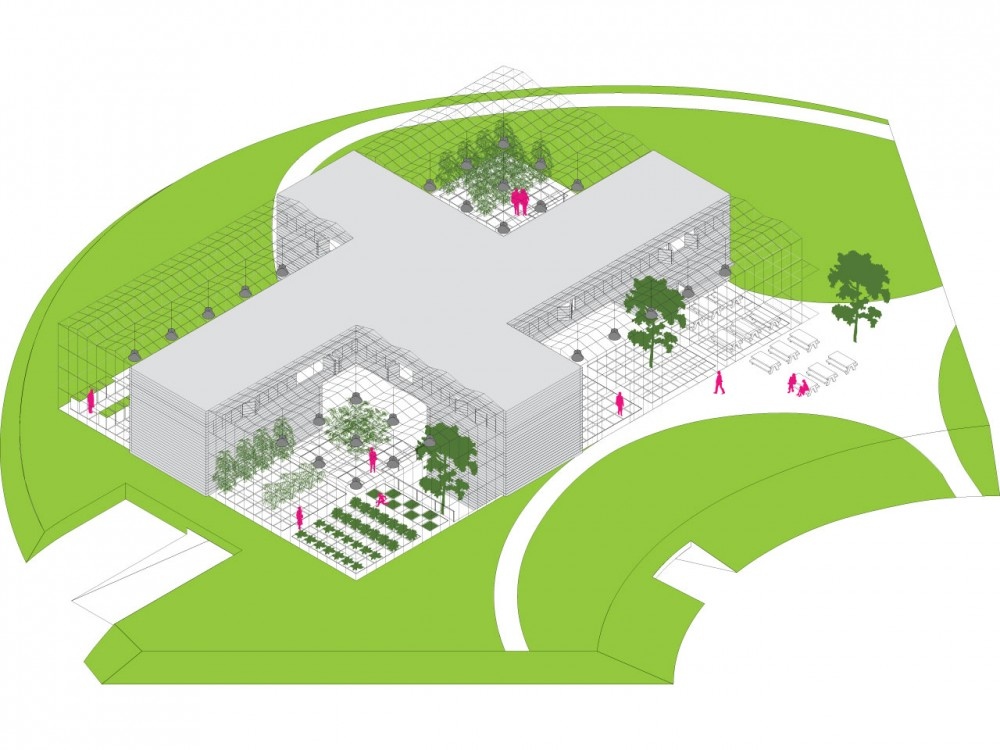 TOPOS Eco-Retail Development Proposal / Shift Architecture Urbanism