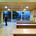 Straw Bale Cafe / Hewitt Studios © Paul Younger