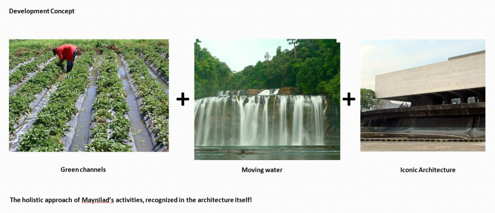 Maynilad Water Complex Proposal / HartnessVision