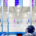 Killarney Ice Rink + Lobby / Acton Ostry Architects © Nic Lehoux