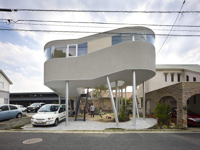 Toda House / Office of Kimihiko Okada