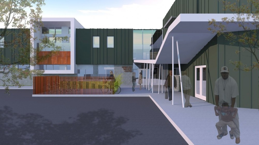 Design for Homeless Shelter in San Luis Obispo Awarded