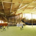SMEC Soccer Complex Winning Proposal (6) Courtesy of Saucier + Perrotte & Hughes Condon Marler Architects