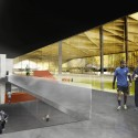 SMEC Soccer Complex Winning Proposal (7) Courtesy of Saucier + Perrotte & Hughes Condon Marler Architects