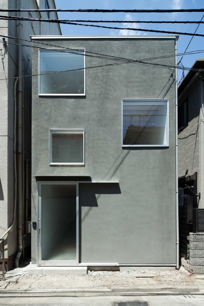 Urban Hut / Takehiko Nez Architects