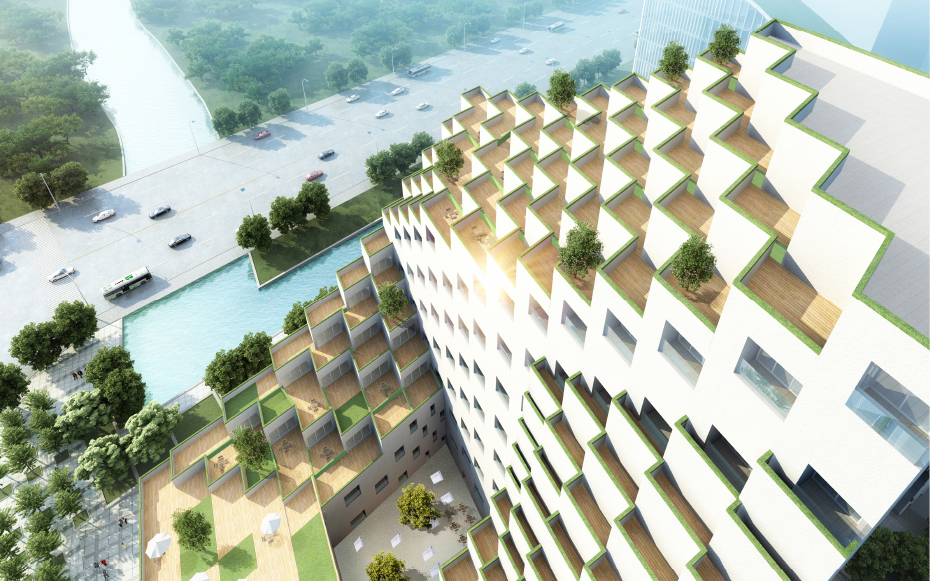 Hangzhou Waves / JDS
