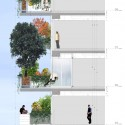 Bosco Verticale / Boeri Studio (11) Section - Courtesy of Boeri Studio