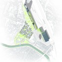 Europan 11 Proposal: Toulouse (5) site plan