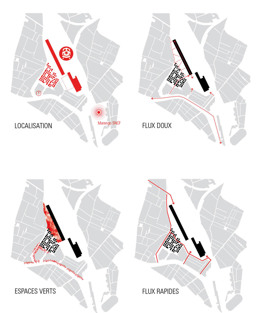 Europan 11 Proposal: Toulouse (10) diagram 01