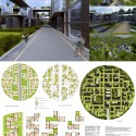 Skolkovo Residential Area (28) townhouses competition board