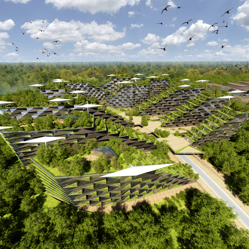 Skolkovo Residential Area / Arch Group