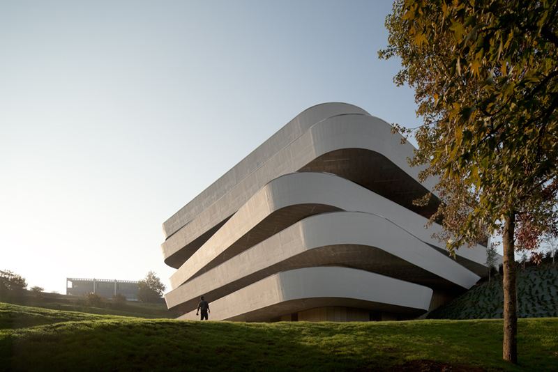 Basque Culinary Center / VAUMM