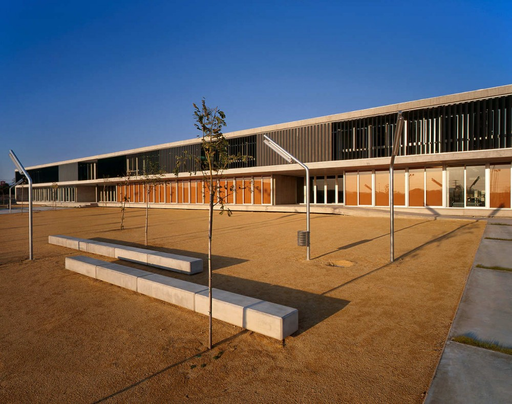 San Juan de Alicante Secondary School / Orts-Trullenque