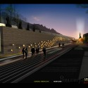 Armenian Genocide Memorial Winning Proposal (1) Courtesy of Etienne Bastormagi Architects