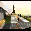 Armenian Genocide Memorial Winning Proposal (2) Courtesy of Etienne Bastormagi Architects