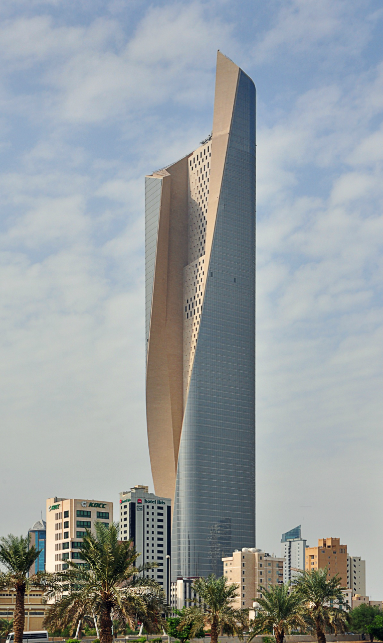 Al Hamra Firdous Tower...