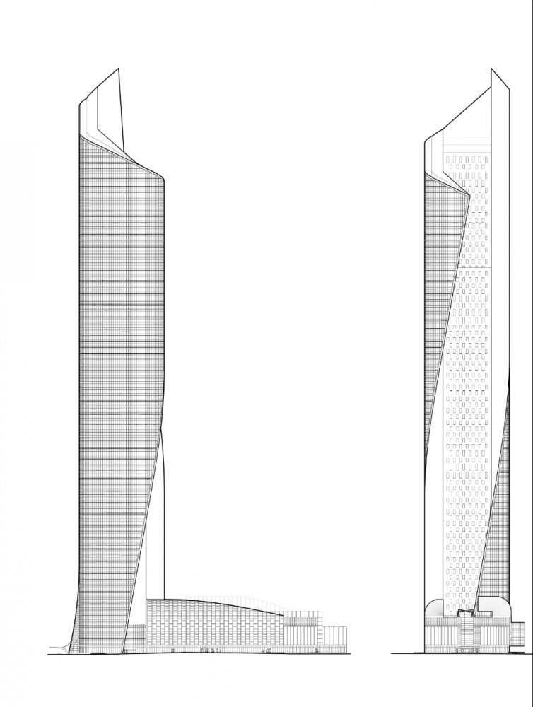 Al Hamra Firdous Tower / SOM
