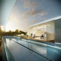 SCT-K04_LAP POOL © UNStudio.  Lap Pool