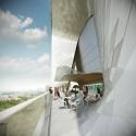 SCT-K08_SKYTERRACE_CAFE © UNStudio. Sky Terrace Cafe