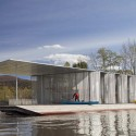 Hudson River Education Center And Pavilion /Architecture Research Office  James Ewing