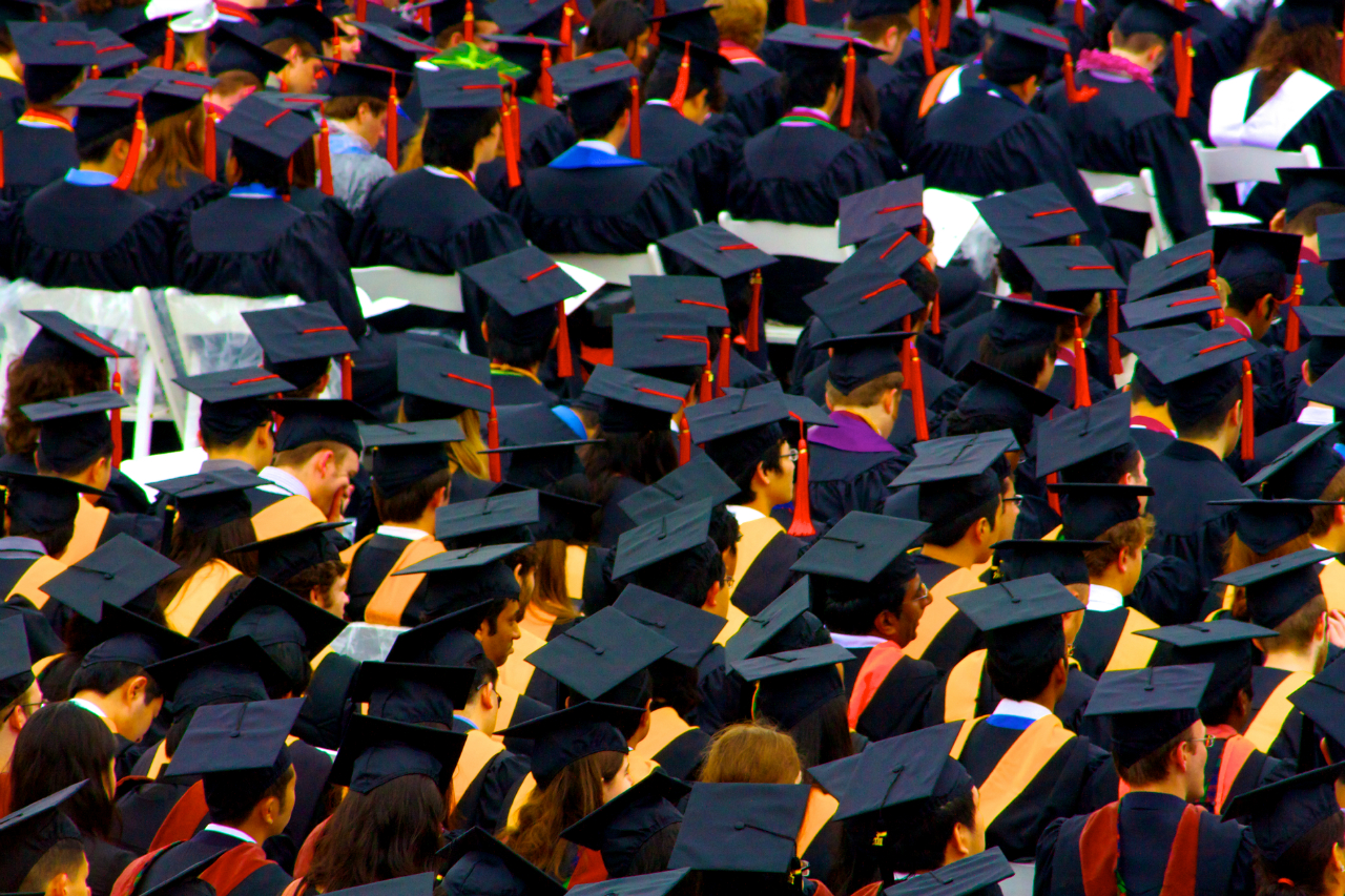 how to identify an half baked graduate