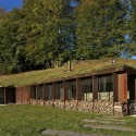 27Extension Of A Barn / PPA © Philippe Ruault
