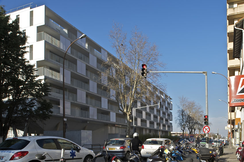 Social Housing In Toulouse / PPA