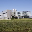 Faculty of Science, Building C / Rudy Uytenhaak, Marco Romano  Pieter Kers