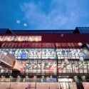 Ice Hockey Stadium Of Ondrej Nepela / Fischer Architects  Pavel Melu