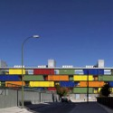 Housing Building in Carabanchel / Amann-Canovas-Maruri © David Frutos