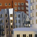Architectural Photographers Thomas Mayer (2) Neuer Zollhof Dusseldorf, Gehry Partners 1999 © Thomas Mayer