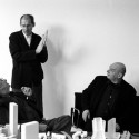 Architectural Photographers Thomas Mayer (15) workshop with Frank Gehry, Rem Koolhaas, Jean Nouvel, Dusseldorf 1997 © Thomas Mayer