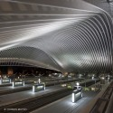 Architectural Photographers Thomas Mayer (17) Station Liege by Calatrava 2009 © Thomas Mayer