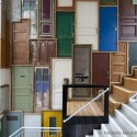 Architectural Photographers Thomas Mayer (21) Borneohof Entrance, Amsterdam, Piet Hein Eek 2011 © Thomas Mayer