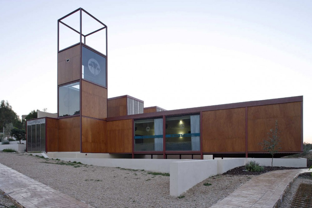 El Valle Visitors Centre / Manuel Fonseca Gallego