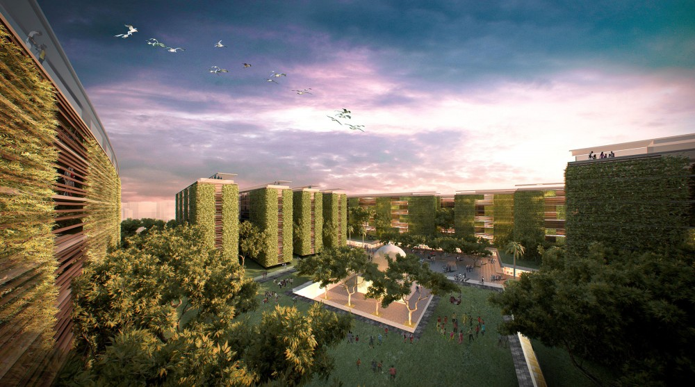 """Shobuj Pata"" (Green Leaf) Eco Community Development / JET, JCI, and Terraplan"