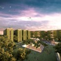 """Shobuj Pata"" (Green Leaf) Eco Community Development (2) penthouse view"