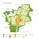 """Shobuj Pata"" (Green Leaf) Eco Community Development (4) site plan"