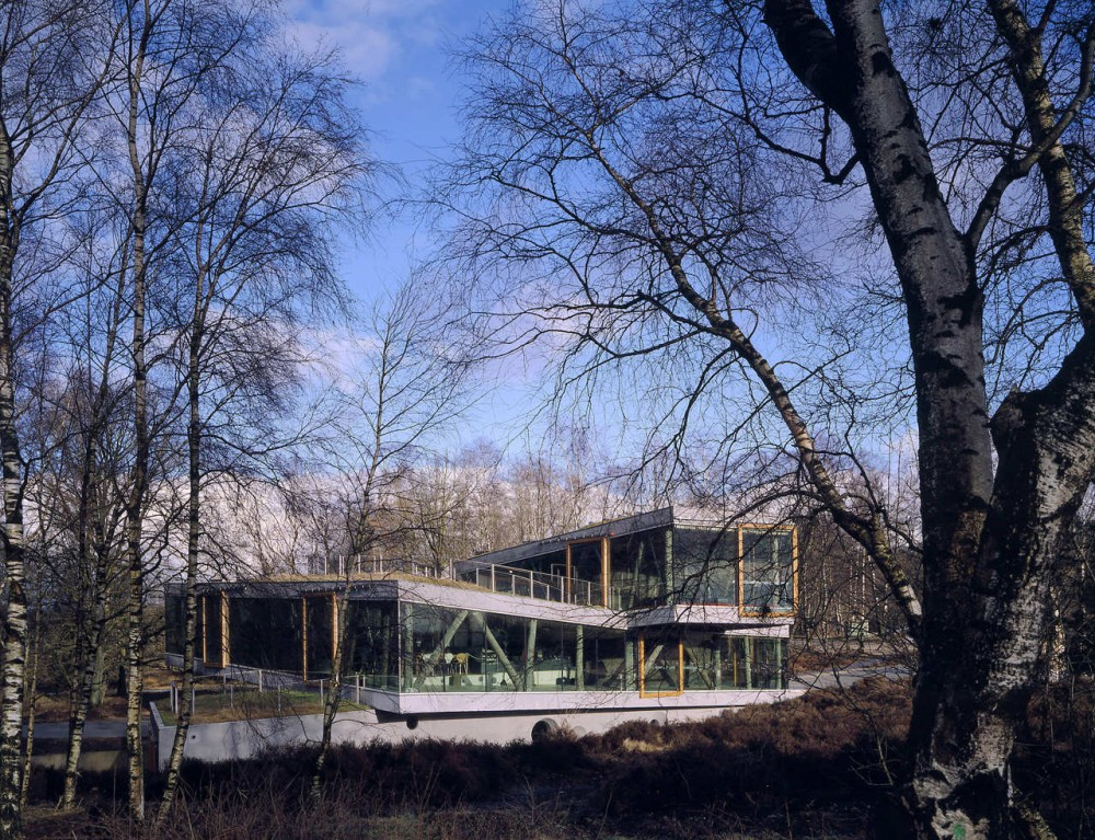 Flashback: Posbank Pavilion / de architectegroep, rijnboutt ruijssenaars hendriks van gamerenmastenbroek bv